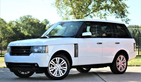 2011 Land Rover Range Rover for sale at Texas Auto Corporation in Houston TX