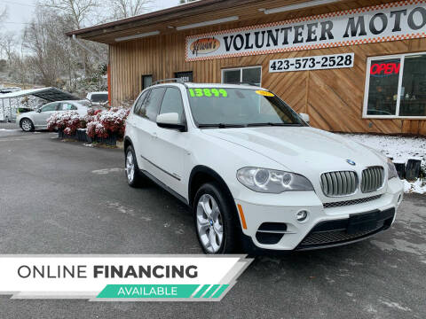 2013 BMW X5 for sale at Kerwin's Volunteer Motors in Bristol TN