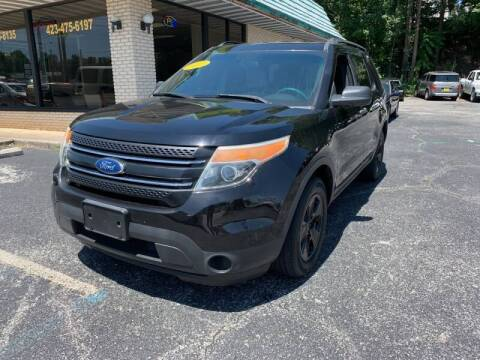 2012 Ford Explorer for sale at Diana Rico LLC in Dalton GA