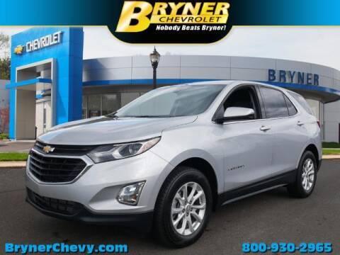 2019 Chevrolet Equinox for sale at BRYNER CHEVROLET in Jenkintown PA