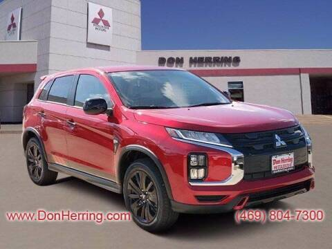 2020 Mitsubishi Outlander Sport for sale at DON HERRING MITSUBISHI in Irving TX
