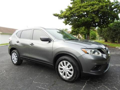 2016 Nissan Rogue for sale at SUPER DEAL MOTORS 441 in Hollywood FL