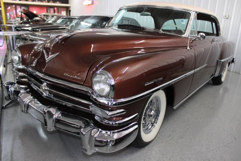 1953 Chrysler New Yorker for sale in Fort Worth, TX