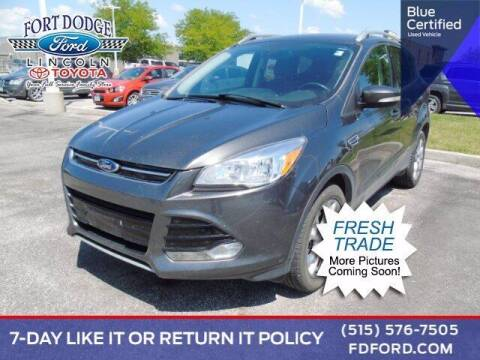 2015 Ford Escape for sale at Fort Dodge Ford Lincoln Toyota in Fort Dodge IA