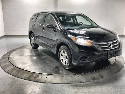 2013 Honda CR-V for sale at CU Carfinders in Norcross GA