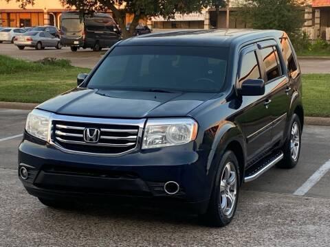 2012 Honda Pilot for sale at Hadi Motors in Houston TX