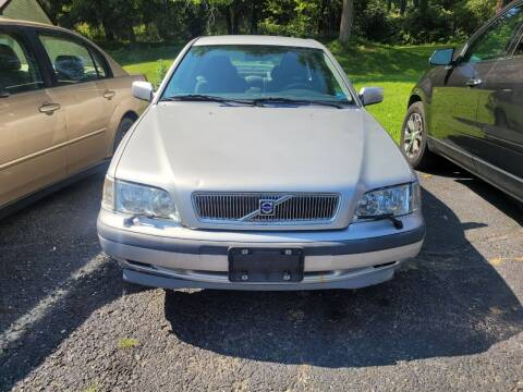 2000 Volvo S40 for sale at Sussex County Auto Exchange in Wantage NJ