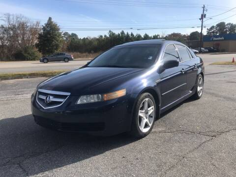 2004 Acura TL for sale at ATLANTA AUTO WAY in Duluth GA