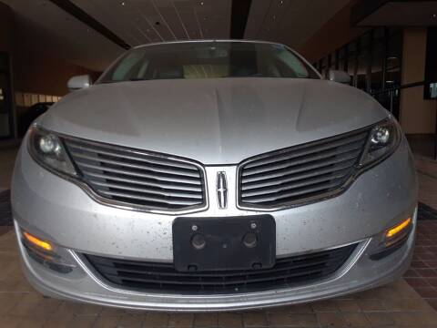 2013 Lincoln MKZ for sale at Auto Haus Imports in Grand Prairie TX
