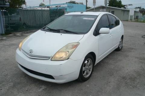 2005 Toyota Prius for sale at Eden Cars Inc in Hollywood FL