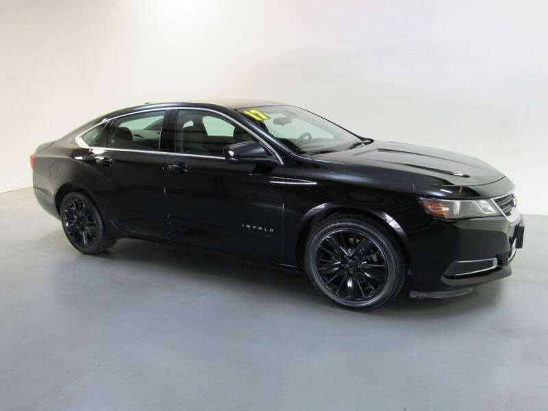 2017 Chevrolet Impala for sale at Salinausedcars.com in Salina KS