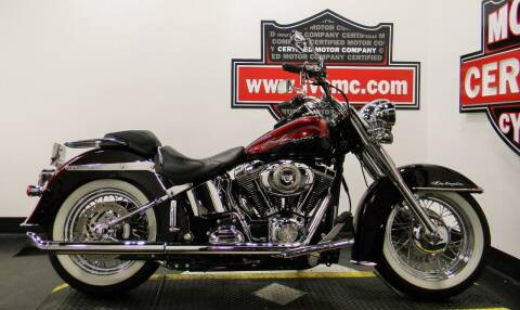 2009 Harley-Davidson SOFTAIL DELUXE for sale at Certified Motor Company in Las Vegas NV