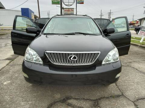 2007 Lexus RX 350 for sale at Best Auto Sales in Baton Rouge LA