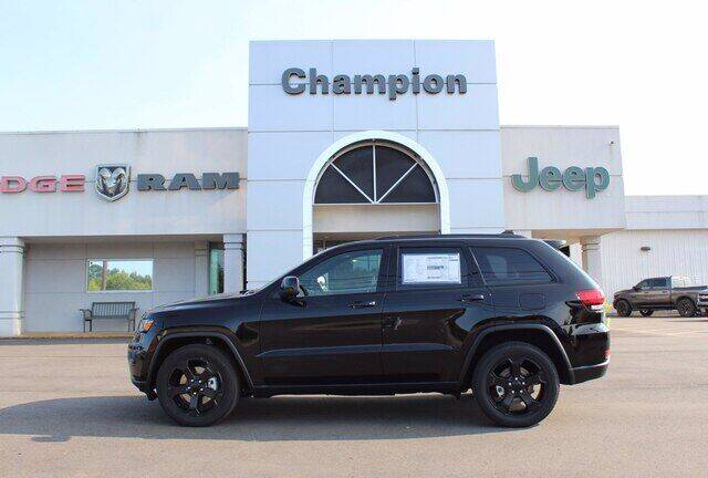 2021 Jeep Grand Cherokee for sale at Champion Chevrolet in Athens AL