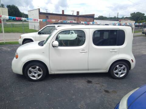 2010 Nissan cube for sale at Jak's Preowned Autos in Saint Joseph MO