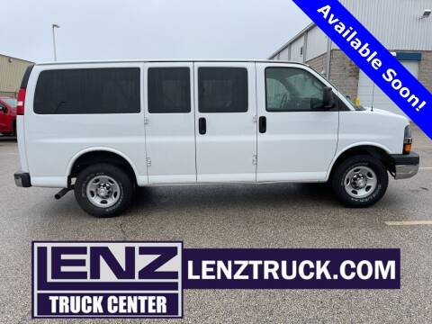 2016 Chevrolet Express Passenger for sale at Lenz Auto - Coming Soon in Fond Du Lac WI
