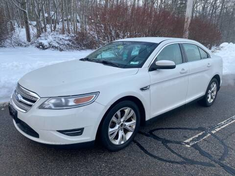 2012 Ford Taurus for sale at Padula Auto Sales in Braintree MA