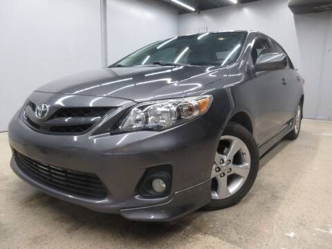 2011 Toyota Corolla for sale at Flash Auto Sales in Garland TX