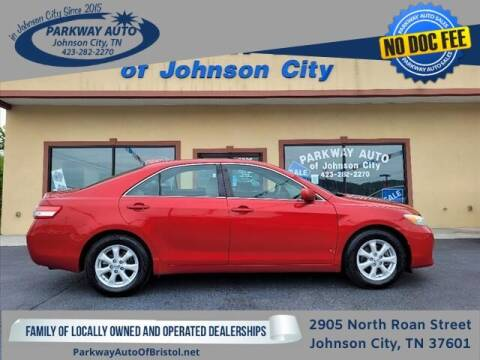 2011 Toyota Camry for sale at PARKWAY AUTO SALES OF BRISTOL - PARKWAY AUTO JOHNSON CITY in Johnson City TN