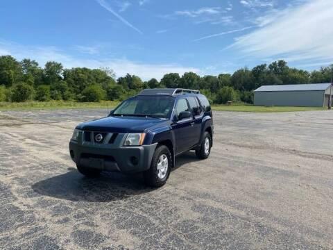 2007 Nissan Xterra for sale at Caruzin Motors in Flint MI