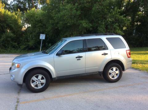 2012 Ford Escape for sale at Luxury Cars Xchange in Lockport IL