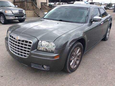 2010 Chrysler 300 for sale at OASIS PARK & SELL in Spring TX