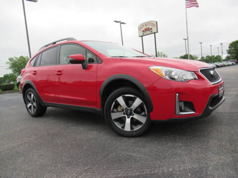 2017 Subaru Crosstrek for sale at TAPP MOTORS INC in Owensboro KY