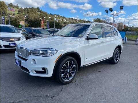 2014 BMW X5 for sale at AutoDeals in Hayward CA