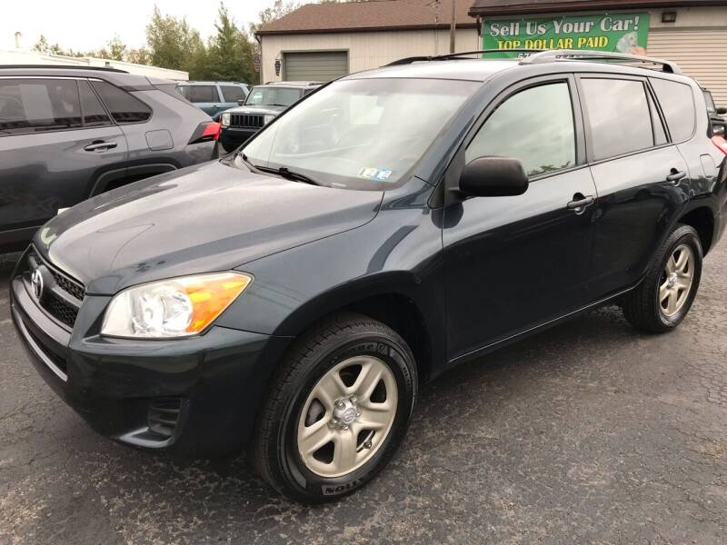 2010 Toyota RAV4 for sale at Rinaldi Auto Sales Inc in Taylor PA