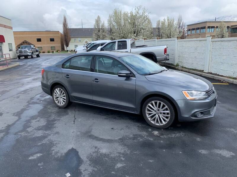 2014 Volkswagen Jetta for sale at Hoskins Trucks in Bountiful UT