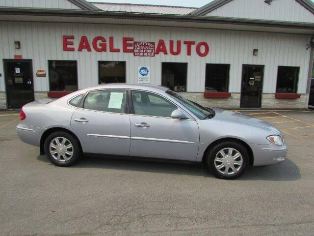 2006 Buick LaCrosse for sale at Eagle Auto Center in Seneca Falls NY