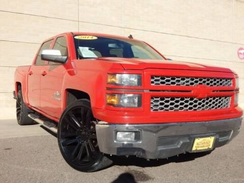 2014 Chevrolet Silverado 1500 for sale at Altitude Auto Sales in Denver CO