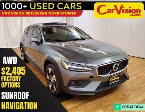 2020 Volvo V60 Cross Country for sale at Car Vision Buying Center in Norristown PA