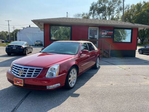 2006 Cadillac DTS for sale at Big Red Auto Sales in Papillion NE