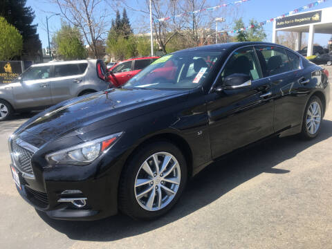 2014 Infiniti Q50 for sale at Autos Wholesale in Hayward CA