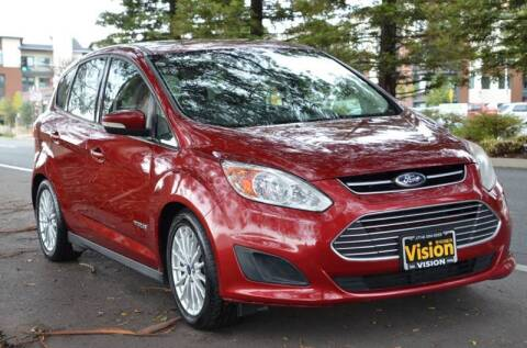 2015 Ford C-MAX Hybrid for sale at Brand Motors llc in Belmont CA
