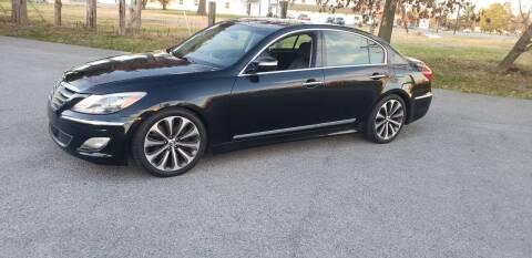 2012 Hyundai Genesis for sale at Elite Auto Sales in Herrin IL