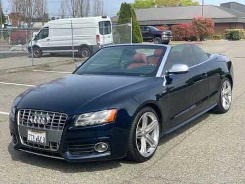 2011 Audi S5 for sale at South Tacoma Motors Inc in Tacoma WA