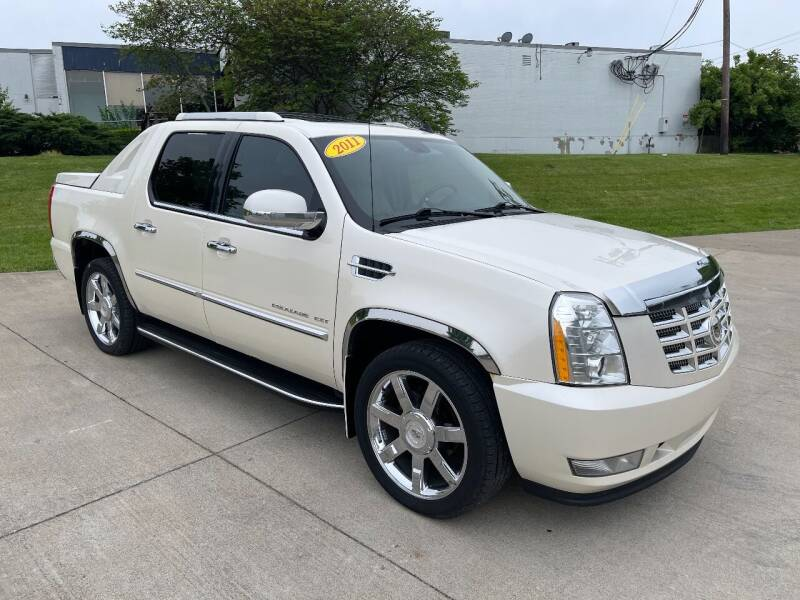 2011 Cadillac Escalade EXT for sale at Best Buy Auto Mart in Lexington KY
