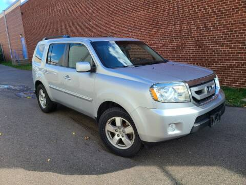 2011 Honda Pilot for sale at Minnesota Auto Sales in Golden Valley MN