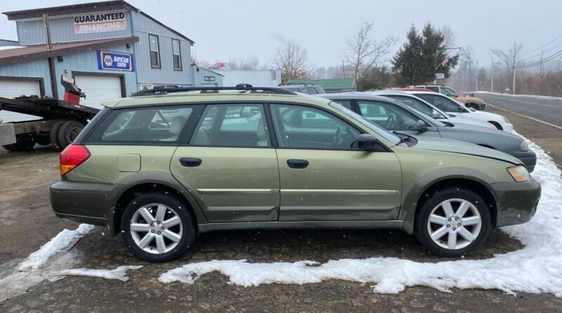 2006 Subaru Outback for sale at Classic Heaven Used Cars & Service in Brimfield MA
