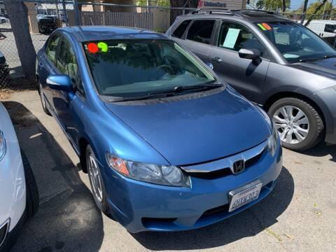 2009 Honda Civic for sale at Stevens Creek Imports in San Jose CA