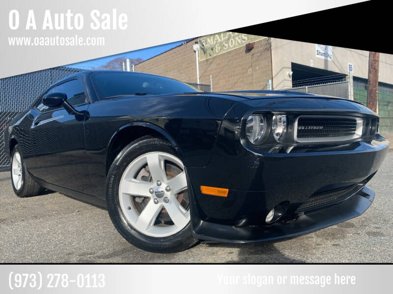 2013 Dodge Challenger Rallye Redline Appearance Group 2dr Coupe - Paterson NJ