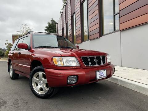 2001 Subaru Forester for sale at DAILY DEALS AUTO SALES in Seattle WA