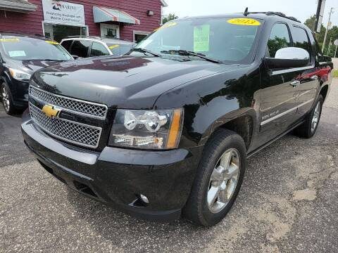 2013 Chevrolet Avalanche for sale at Hwy 13 Motors in Wisconsin Dells WI