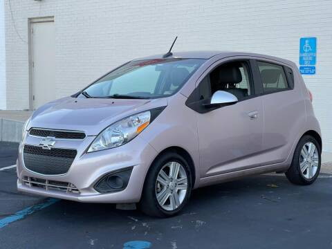 2013 Chevrolet Spark for sale at Carland Auto Sales INC. in Portsmouth VA
