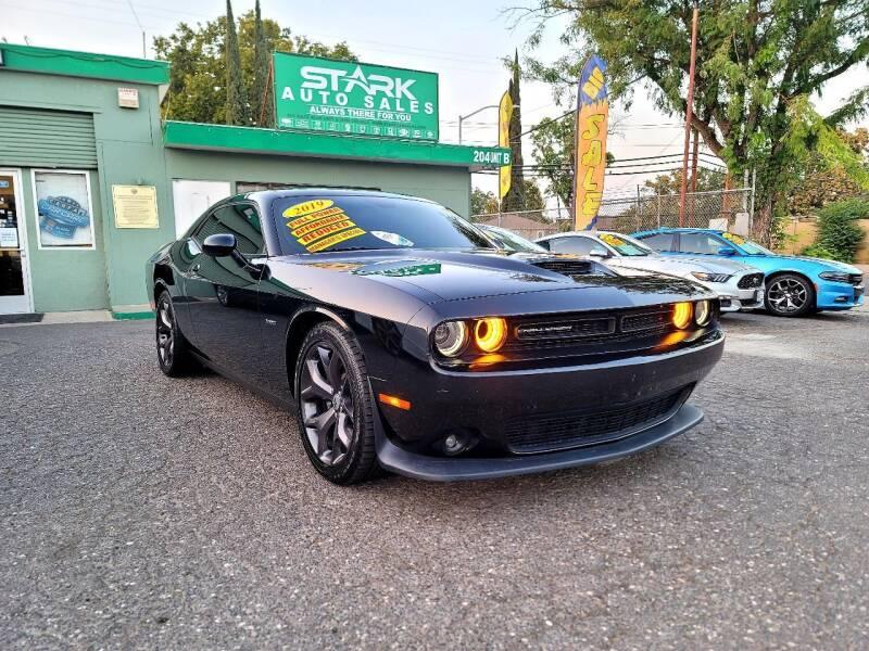 2019 Dodge Challenger for sale at Stark Auto Sales in Modesto CA