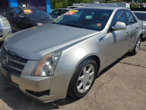 2008 Cadillac CTS for sale at JIREH AUTO SALES in Chicago IL