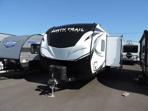 2021 Heartland North Trail Ultra-Lite 22CRB