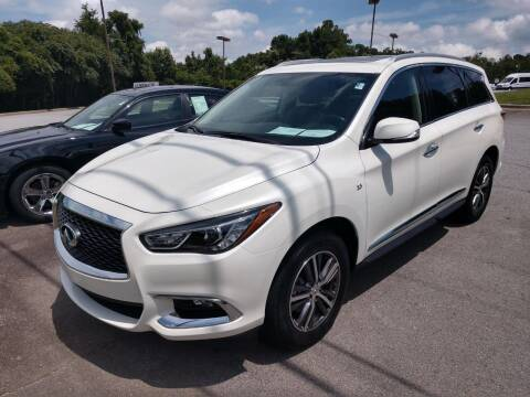 2017 Infiniti QX60 for sale at Modern Motors - Thomasville INC in Thomasville NC